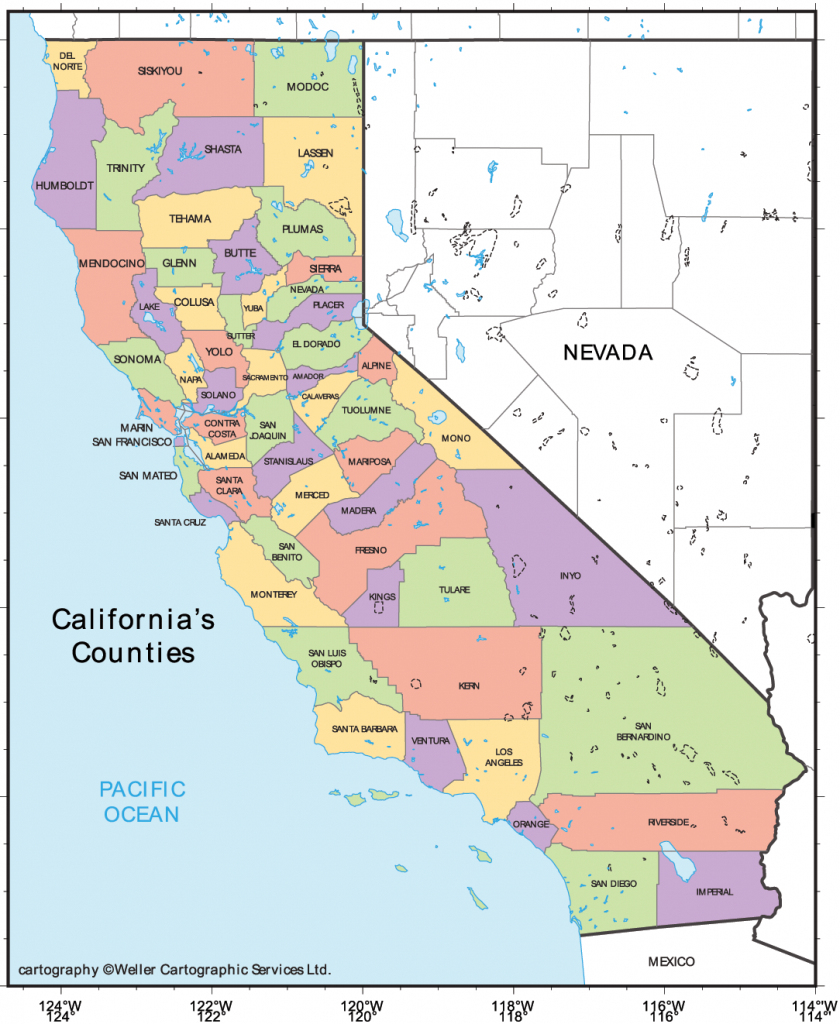 California Cities Map Detail Map Of Map Of Southern California With - Best California Map