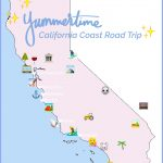 California Coast Map Road Trip   Klipy   California Coast Map Road Trip