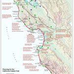 California Coastal Trail   California Coastal Trail Map