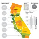California Cost Of Living Map   Klipy   California Cost Of Living Map