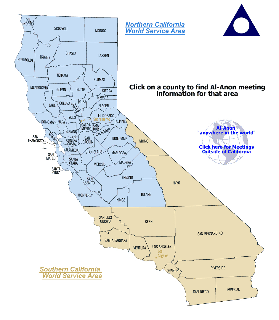 California County Map With Cities California Map With Cities Map Of - California County Map With Cities