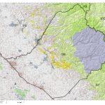 California Deer Hunting Zone D6 Map   Huntdata Llc   Avenza Maps   Map Of Hunting Zones In California