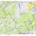 California Deer Hunting Zone X7A Map – Huntdata Llc – Avenza Maps – California Land Ownership Map