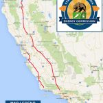 California Energy Commission Proposes $8.9 Million For Ev Fast   Dc Fast Charging Stations California Map