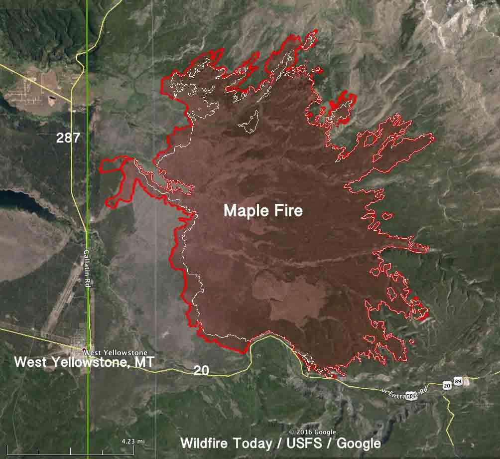 California Fire Map Google - Klipy - California Mountain Fire Map