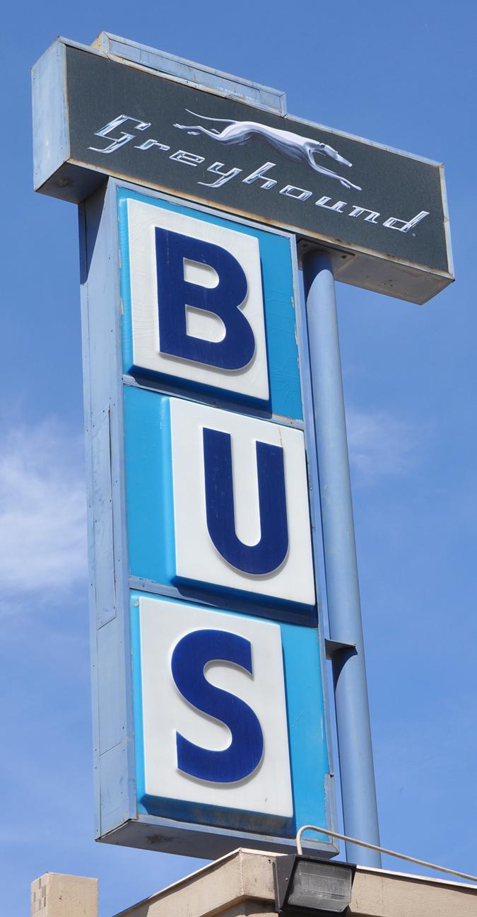 California Greyhound Bus Stations   Roadsidearchitecture - Greyhound Map California