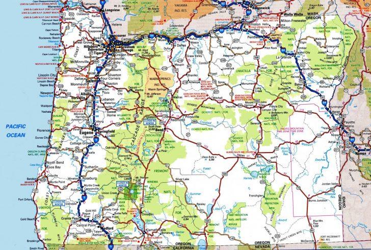 Northern California Highway Map