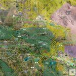 California Hunt Zone D14 Deer   Map Of Hunting Zones In California