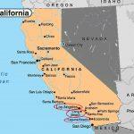 California La Map Best Of Detail Map Laguna Beach California Map   Laguna Beach California Map