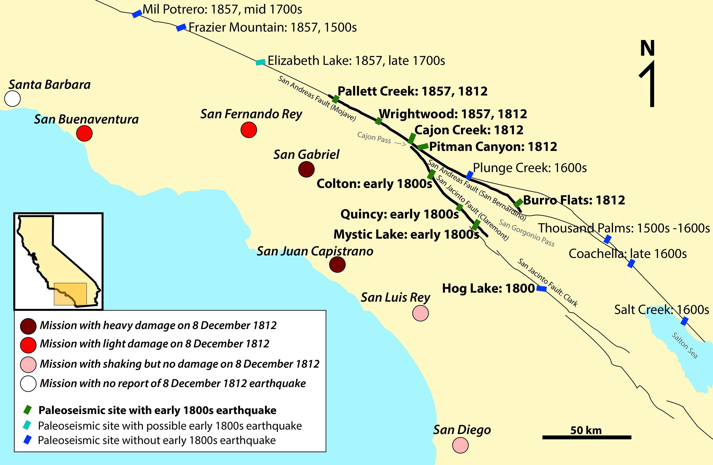 California Map Loma Linda Road Map Of Southern California Including - Loma Linda California Map
