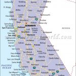 California Map Major Cities Map Of Southern California Cities   Best California Map