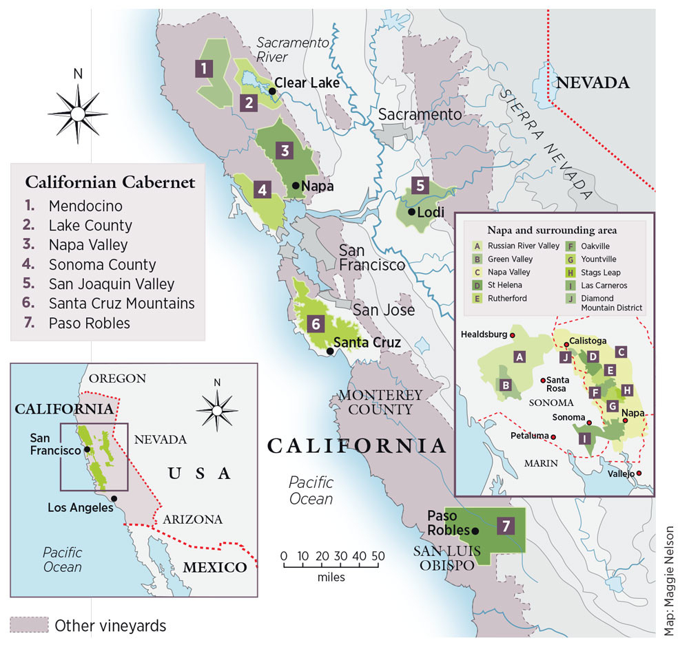 California Map Map Outline Where Is Yountville California On The Map - Where Is Yountville California On The Map