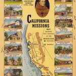 California Missions | Bay Area | Pinterest | California Missions   Southern California Missions Map