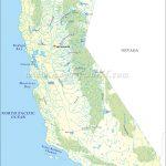 California River California River Map Southern California Rivers Map   Russian River California Map