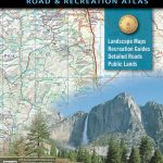 California Road & Recreation Atlas — Benchmark Maps   Benchmark Maps California