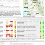 California Smoke Information – California Air Quality Index Map