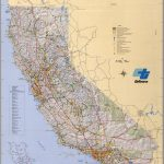California) State Highway Map 2005.   David Rumsey Historical Map   California State Map Pictures