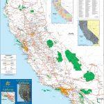 California State Maps   Usa   Maps Of California (Ca)   Road Map Of California Usa