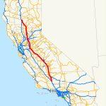 California State Route 99   Wikipedia   California Interstate Highway Map