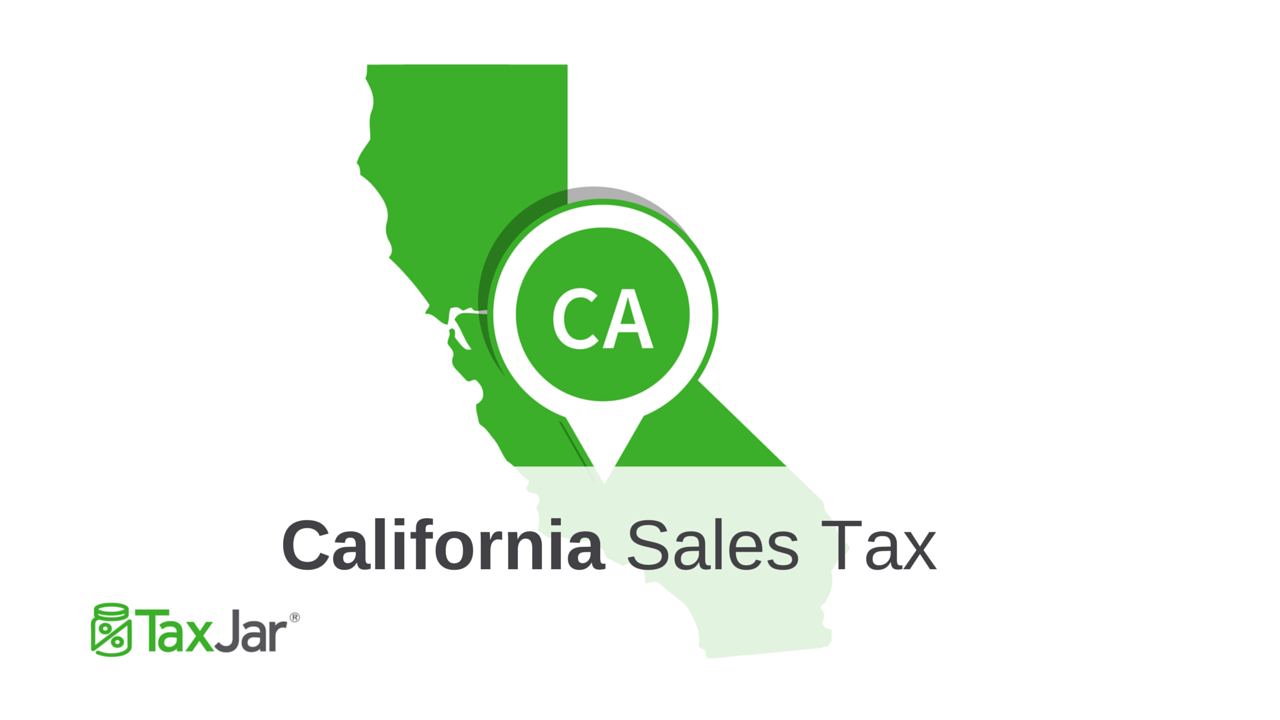 California State Sales Tax 2018: What You Need To Know - California Sales Tax Map
