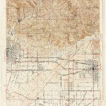 California Topographic Maps   Perry Castañeda Map Collection   Ut   California Topographic Map Index