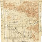California Topographic Maps   Perry Castañeda Map Collection   Ut   Early California Maps