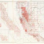 California Topographic Maps   Perry Castañeda Map Collection   Ut   Topo Map Of California
