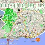 California Tourist Attractions Map Printable Maps Lisbon Maps Top – California Street Map