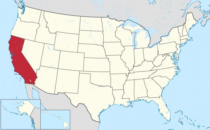 Free State Map California