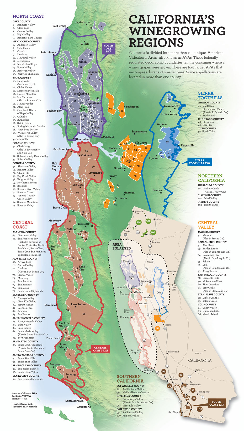 California Wine Map Big Of Map Wine Country Map California - Klipy - Central California Wine Country Map