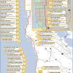 California's Central Coast Road Trip Guide   California Coast Drive Map