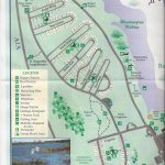 Campground Map   Anastasia State Park   St. Augustine   Florida   Florida State Rv Parks Map