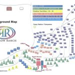 Campground Map | Rainbow Ranch   Texas Campgrounds Map