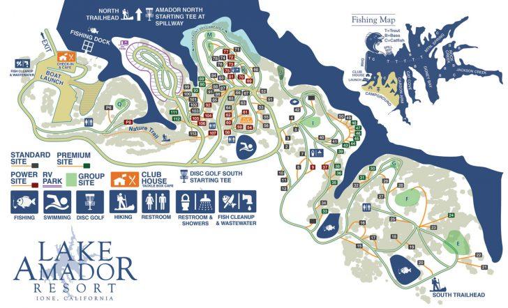 Rancho California Rv Resort Site Map