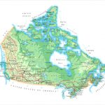 Canada Maps | Printable Maps Of Canada For Download   Printable Road Map Of Canada