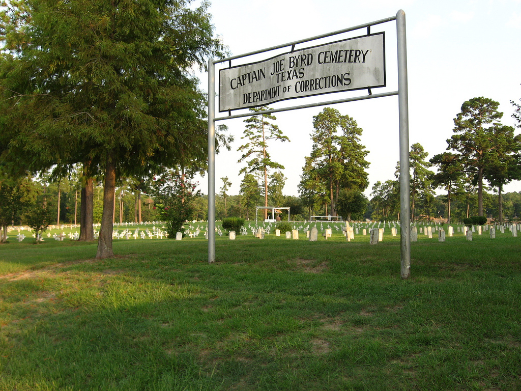 Captain Joe Byrd Cemetery - Wikipedia - Texas State Cemetery Map