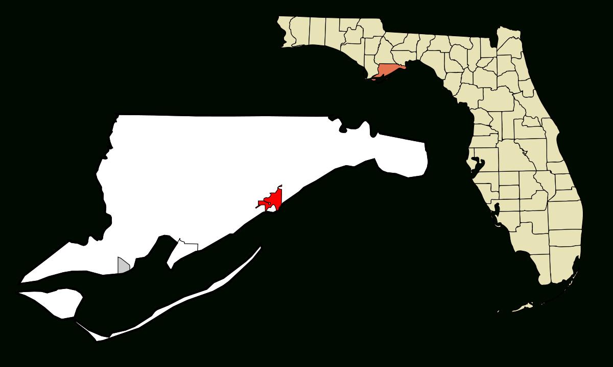 Carrabelle, Florida - Wikipedia - Carrabelle Florida Map