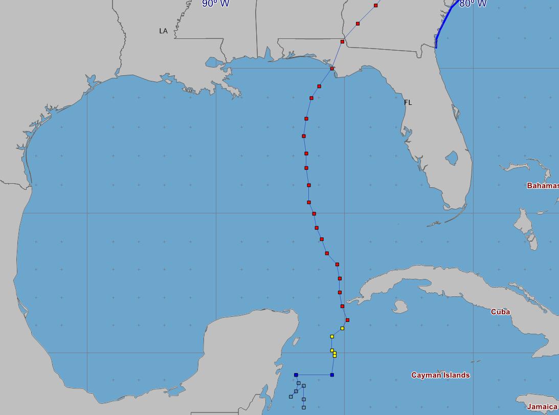 Catastrophic Hurricane Michael - Florida Hurricane Damage Map