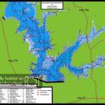 Cedar Creek Lake Map | Whites   Hybrids   Striper | Texas Fishing Forum   Cedar Creek Texas Map