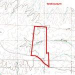 Cedar Creek Ranch 150   Republic Ranches   Terrell Texas Map