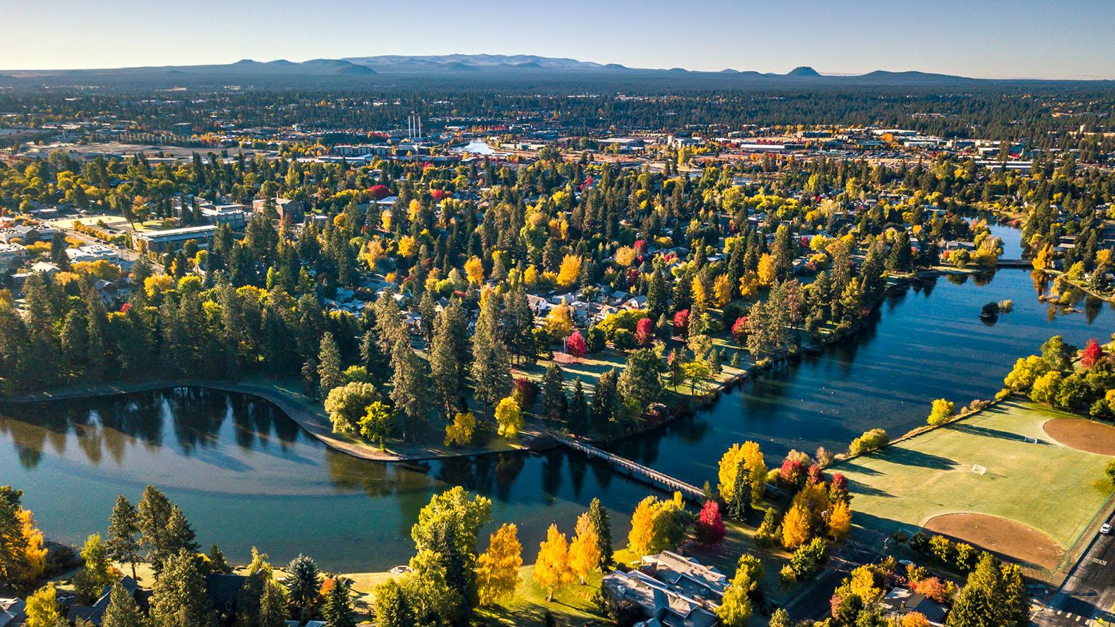 Central Oregon Area Maps - Bend Oregon Maps | Visit Bend - Printable Map Of Bend Or