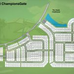 Champions Gate   Florida Golf Comunities | Remax Realtec Group   Champions Gate Florida Map