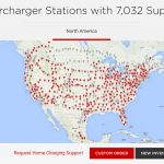 Charging A Bolt Ev At A Tesla Destination Station? Sure You Can!   Dc Fast Charging Stations California Map