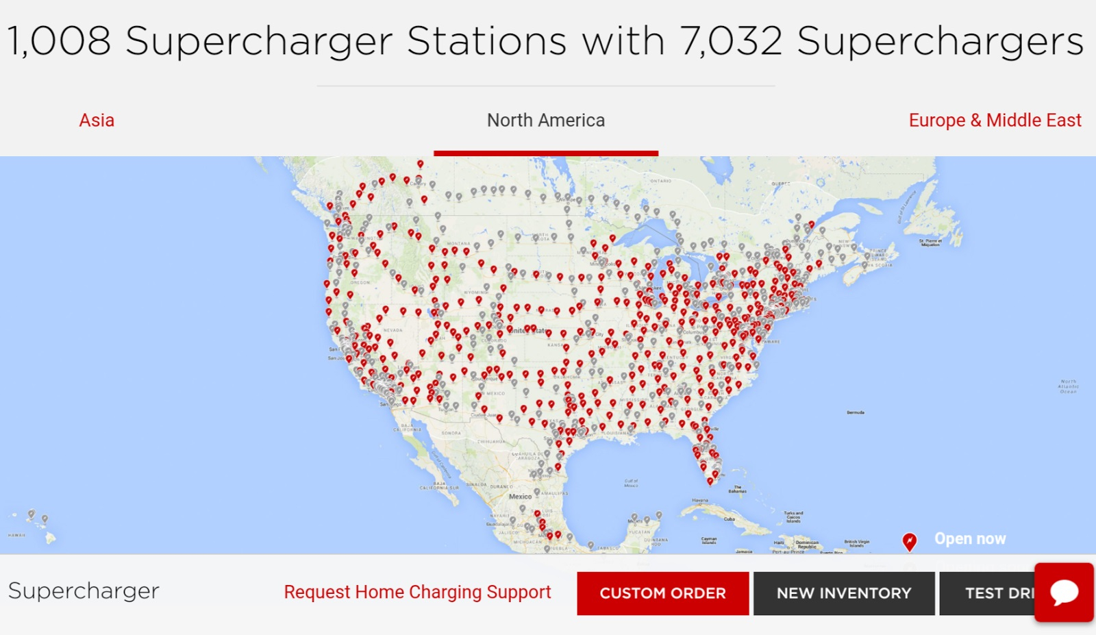 Charging A Bolt Ev At A Tesla Destination Station? Sure You Can! - Dc Fast Charging Stations California Map