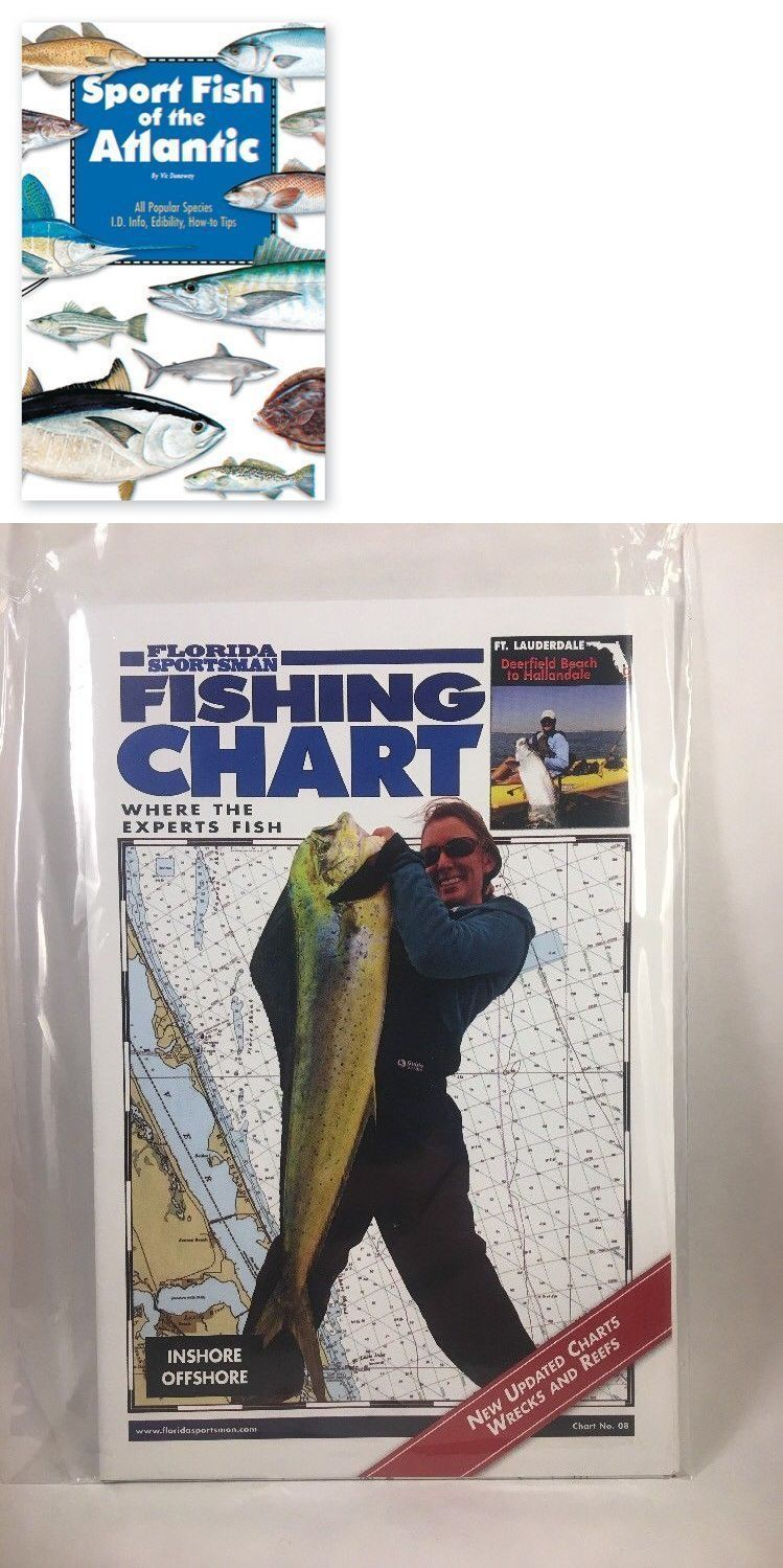 Charts And Maps 179987: Florida Sportsman Sport Fish Of Florida Book - Florida Sportsman Fishing Maps