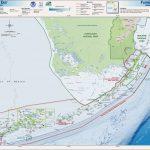 Charts And Maps Florida Keys   Florida Go Fishing   Florida Keys Topographic Map