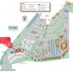 Chula Vista, California Campground | San Diego Metro Koa   California Tent Camping Map