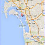 Cities Communities Neig Map Of California Springs San Diego   City Map Of San Diego California