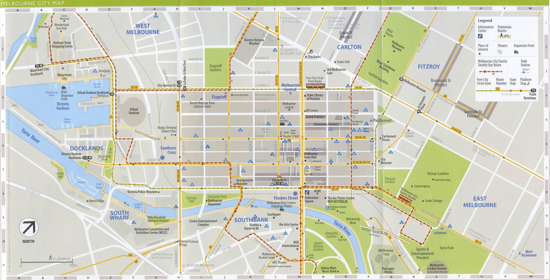 City Map Melbourne | Mountmercy - Google Maps Melbourne Florida