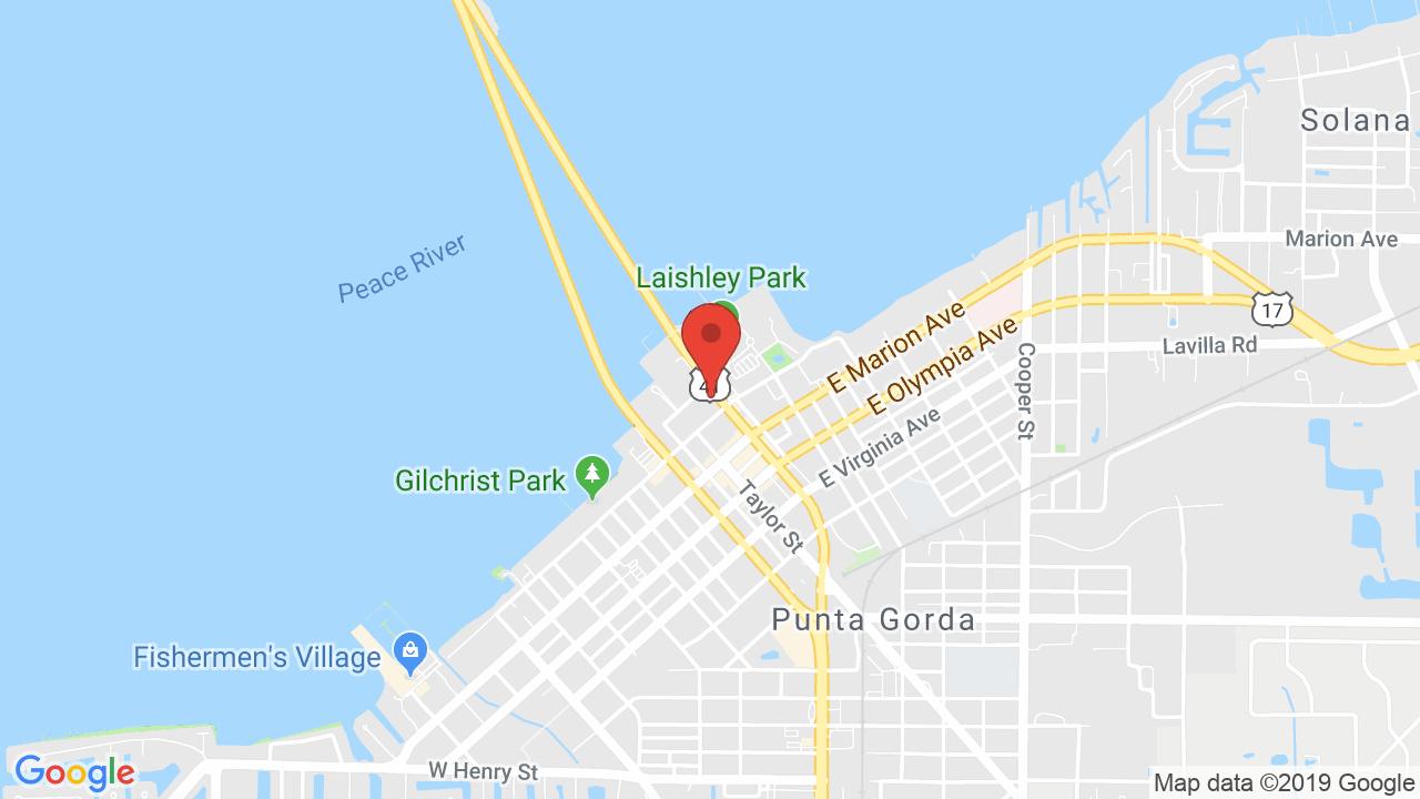 City Marketplace Punta Gorda - Shows, Tickets, Map, Directions - Punta Gorda Florida Map